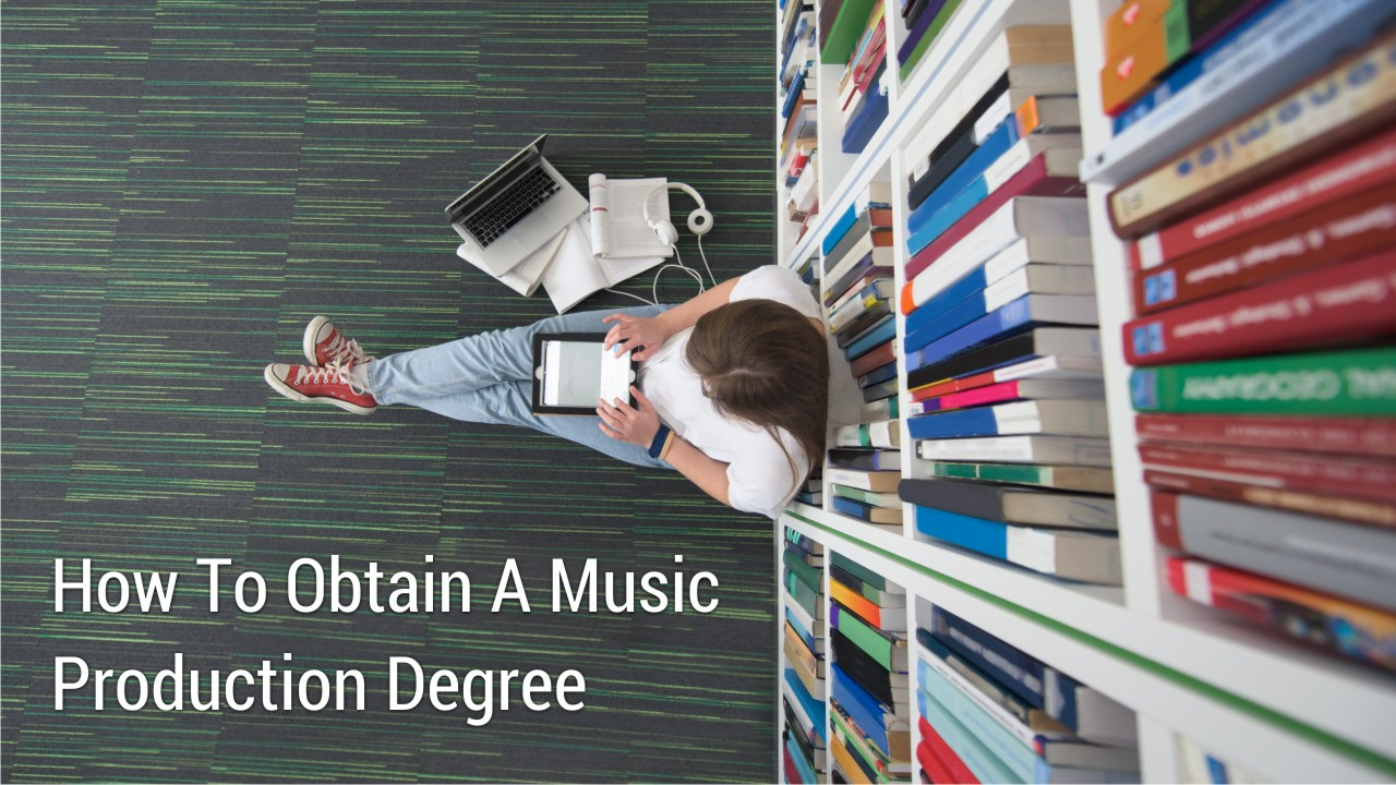 Melodic Exchange - How To Obtain A Music Production Degree Through the Best Music Colleges