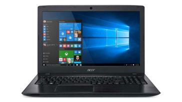 Acer Aspire E 15 E5-575G-76YK 15.6-inch Full HD Notebook Review
