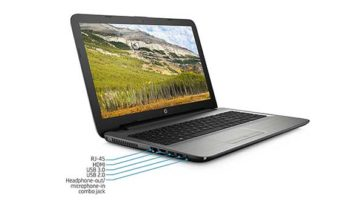 HP 15-ay018nr 15.6-Inch Laptop Review
