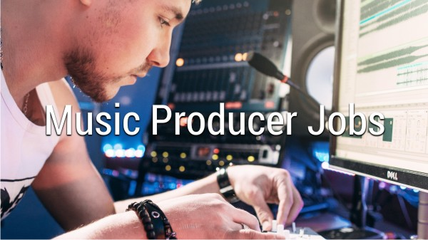 Finding Music Producer Jobs Melodic Exchange