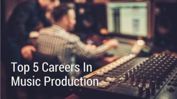 Melodic Exchange - Top 5 Careers In Music Production