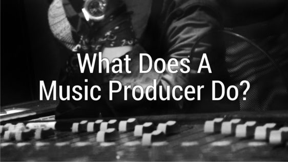 Melodic Exchange - What Does A Music Producer Do