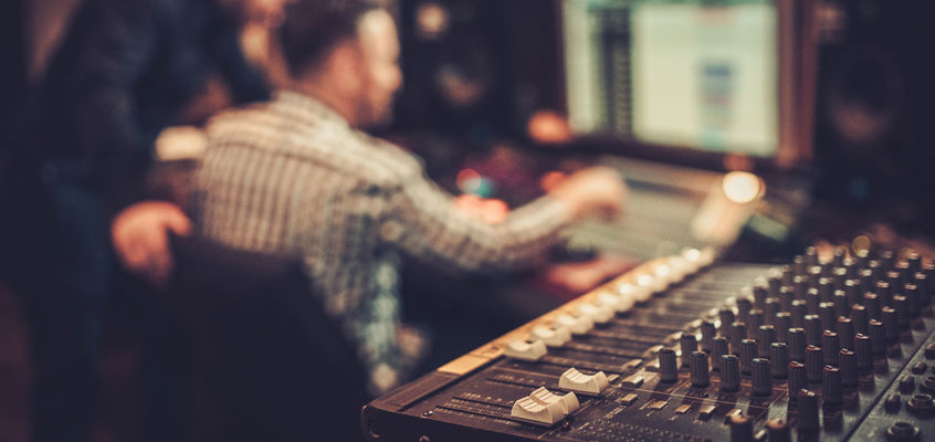 Top 5 Careers in Music Production
