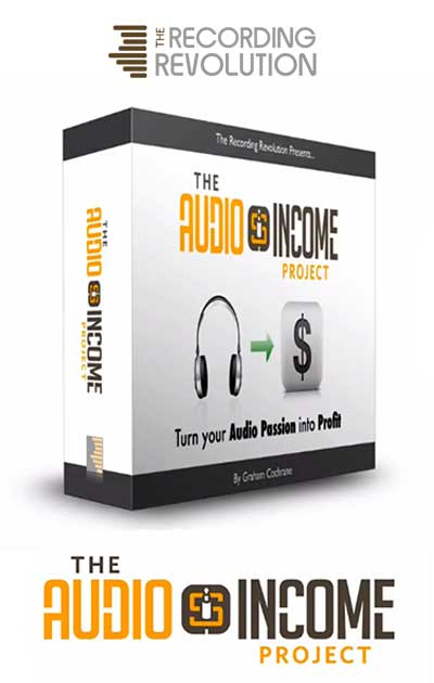 Audio Income Project
