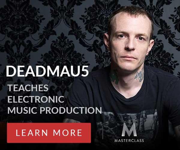 Deadmau5 MasterClass