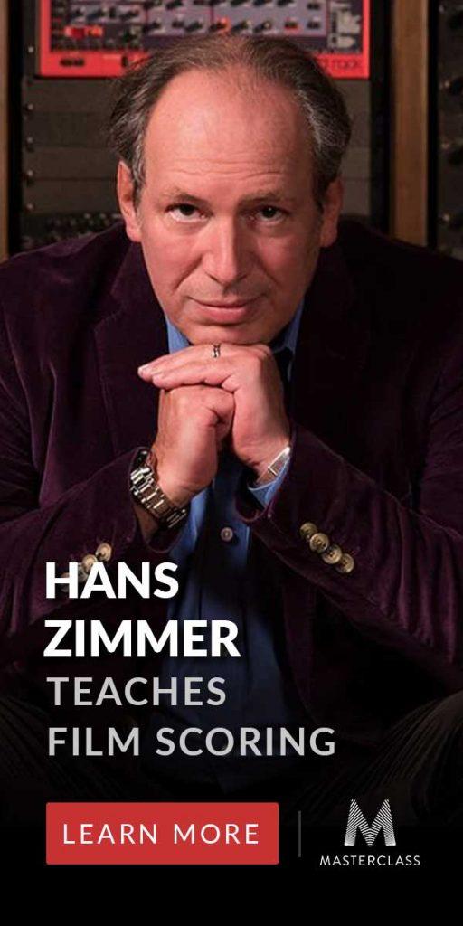 Hans Zimmer MasterClass